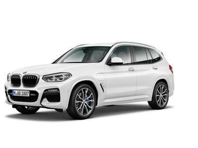 begagnad BMW X3 xDrive 30e PHEV M-Sport