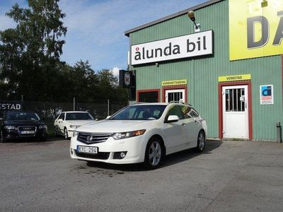 begagnad Honda Accord Tourer 2.0 i-VTEC 156hk -11