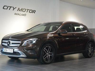 begagnad Mercedes GLA220 CDI 170hk 4-MATIC AT