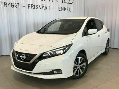 begagnad Nissan Leaf ACENTA 40 KWH 100 % EL