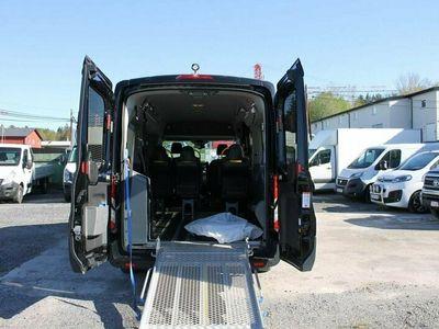 begagnad Ford Transit Kombi 350 2.0TDCi Auto Euro 6 Handikappanpassad