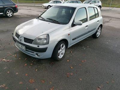 begagnad Renault Clio R.S. 5-dörra 1.2 75hk,15927Mil