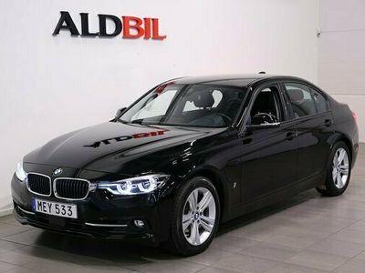 begagnad BMW 330e Sedan Plug-in Hybrid Model Sport Aut 2017, Sedan Pris 239 000 kr