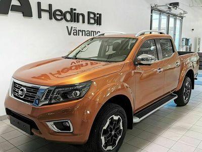 begagnad Nissan Navara 190HK / 4x4 / Tekna / AUT / Läder / DEMO / Lägre Skatt!