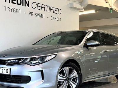 gebraucht Kia Optima Hybrid Sport Wagon Hybrid P-HEV 2.0 Automatisk 205hk