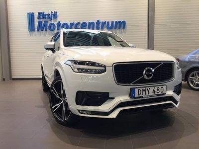 begagnad Volvo XC90 D5 AWD Geartronic R-Design Euro 6