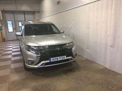 begagnad Mitsubishi Outlander P-HEV Business X
