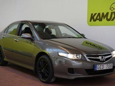 begagnad Honda Accord 2.0 VTEC Farthållare S&V Hjul (155hk)