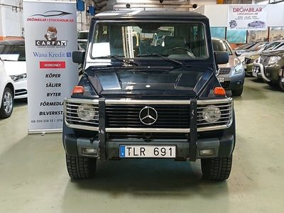 usata Mercedes G350 TD Automat 136hk -93