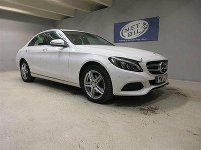 gebraucht Mercedes 220 C-KLASS4MATIC Aut Avantgar
