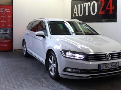 begagnad VW Passat TDI 4M LED HIGH D-värmare EU6 Backkamera Elbaklucka Drag