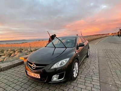begagnad Mazda 6 6 KOMBISEDAN 2.2 D