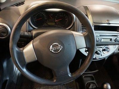 begagnad Nissan Note 5D 1,4 VISIA
