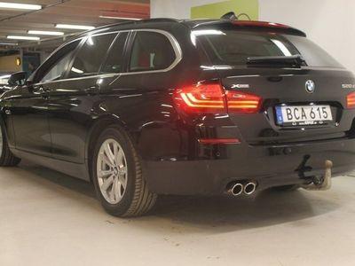 begagnad BMW 520 D xDrive Aut Fullservad (190hk)