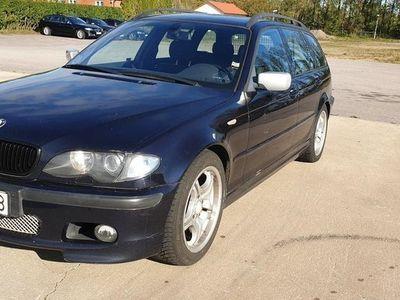 begagnad BMW 320 i M-sport Touring