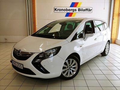 begagnad Opel Zafira Tourer -14