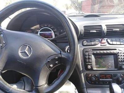 begagnad Mercedes C32 AMG T AMG