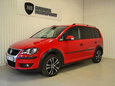 gebraucht VW Touran Cross 2.0 TDI DSG 7-sits Sekventiell Travel 140hk