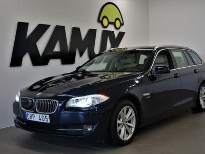 begagnad BMW 530 d xDrive | Skinn | Navi | Panorama | Drag |