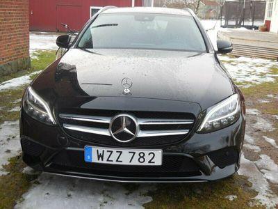 begagnad Mercedes C200 D