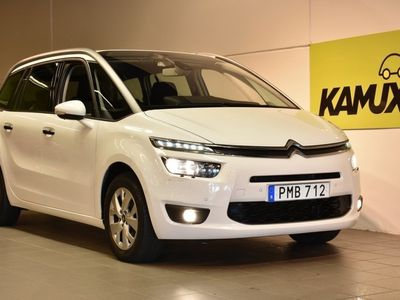 begagnad Citroën Grand C4 Picasso 1.6 HDi 114hk 7-Sits