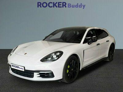 begagnad Porsche Panamera 4 E-Hybrid Sport Turismo PDK Euro6 462hk