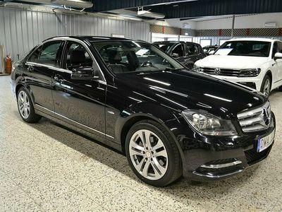 begagnad Mercedes C220 CDI BlueEFFICIENCY 7G-Tronic Plus, 170hk