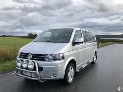 begagnad VW Multivan T5Lång 2,0 TDI DSG 4Motion -12