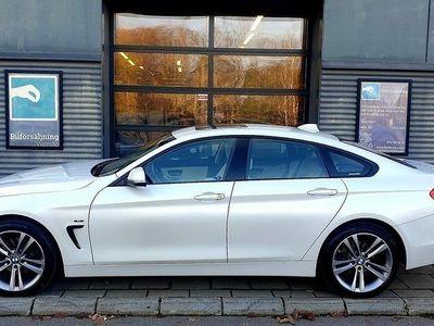 begagnad BMW 420 Gran Coupé d xDrive Sport line Euro 6 190hk