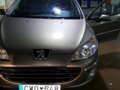 begagnad Peugeot 407 2.0 HDI bes o skatt -07