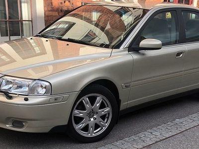 begagnad Volvo S80 2.4 140hk 18200 mil