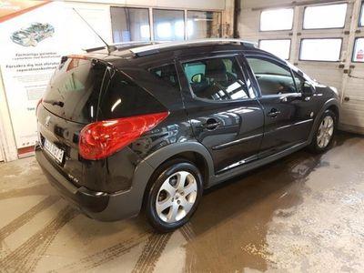begagnad Peugeot 207 Outdoor SW 1,6 VTi PANORAMATAK
