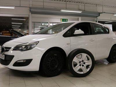 gebraucht Opel Astra 1.6 CDTI ecoFLEX EU6 NYSERVAD