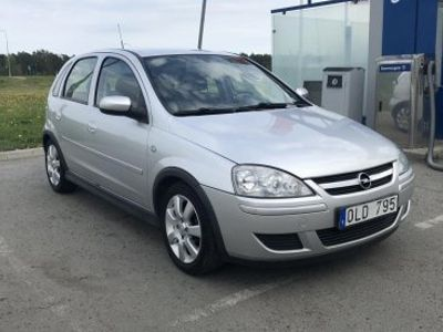 used Opel Corsa 5D 1.2 Twinport Silver -06