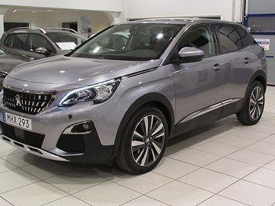 begagnad Peugeot 3008 Allure 1.6 BlueHDi Euro 6 120hk Miljbil