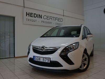 begagnad Opel Zafira Tourer 1,6 ecoFLEX Dragkrok