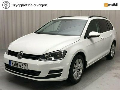 begagnad VW Golf Sportscombi VII 1.2 TSI (110hk)