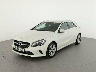 begagnad Mercedes A220 d 4MATIC 7G-DCT Euro 6 177hk