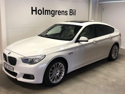 begagnad BMW 530 Gran Turismo d xDrive M-Sport HiFi Drag