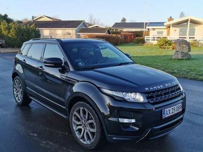 begagnad Land Rover Range Rover evoque 2.2 Dynamic