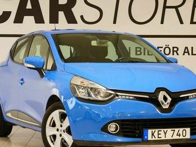 begagnad Renault Clio 0.9 TCe Navi Euro 6