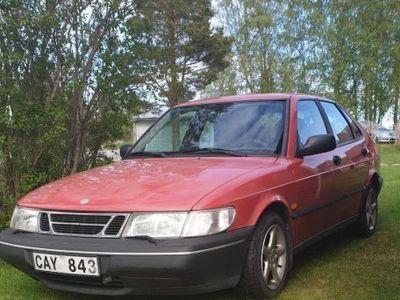used Saab 900 5D 2,0I -97