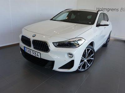 begagnad BMW X2 sDrive20i Innovation Edition