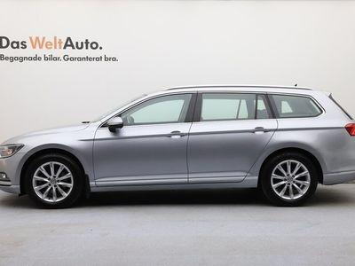 begagnad VW Passat Sportscombi TDI190 DSG 4M /Värmare/Drag