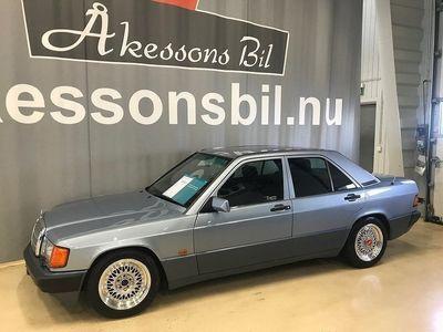 begagnad Mercedes 190 2,0 MKT FIN! SV-SÅLD