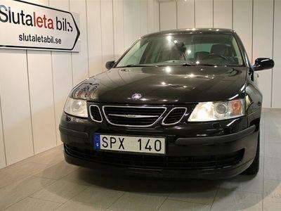 begagnad Saab 9-3 VECTOR SPORTCOM Automat Kamkedja 175 hk dubbdäck 7 mm Ny se