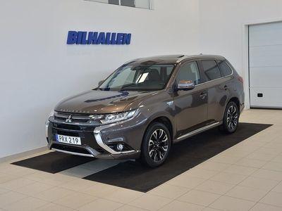 begagnad Mitsubishi Outlander P-HEV 4WD Business *Drag+Mv*