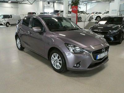 begagnad Mazda 2 1.5 Vision SKYACTIV-G 90h Euro 6