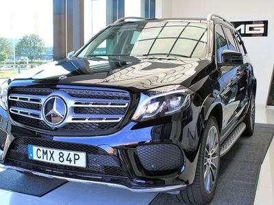 used Mercedes GLS350 4-MATIC AMG-Line -19