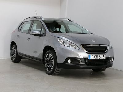 käytetty Peugeot 2008 1.2 VTi Active Euro6 82hk